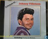 A portrait of  Johnny Tillotson