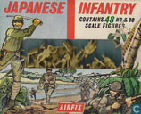 Toy soldier - Airfix - Japanese Infantry