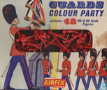 Guards Colour Party (red)