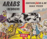 Toy soldier - Airfix - Arabs (Bedouins)
