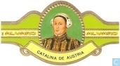Cigar band - Alvaro - Catalina de Austria - Espaa - 1507-1578