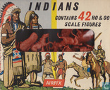 Toy soldier - Airfix - Indians