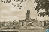 Postcards - Deventer - Gezicht op Deventer