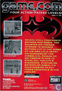 Video game - Game.com - Batman and Robin