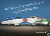 Transavia - Happy Birthday, mom (01)