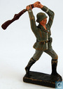 Toy soldier - Leyla - German soldier