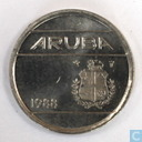 Aruba 5 cents 1988