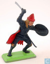 Toy soldier - Britains - Turkish Knight