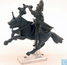 Toy soldier - China onbekend - Ottoman knight on horseback