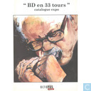 BD en 33 tours - cataloque expo