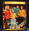 Barbie & Ken Star Trek Giftset