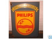 Enamel signs - Philips - Philips