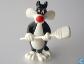 Statue/figurine - Looney Tunes - Sylvester