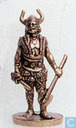 Viking with axe (brass)