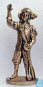 Musketeer Hollands (brass)