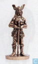 Viking with Broadsword (brass)