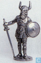 Viking with sword and shield (iron)