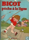 Comic Book - Perry Winkle - Bicot Peche a la Ligne