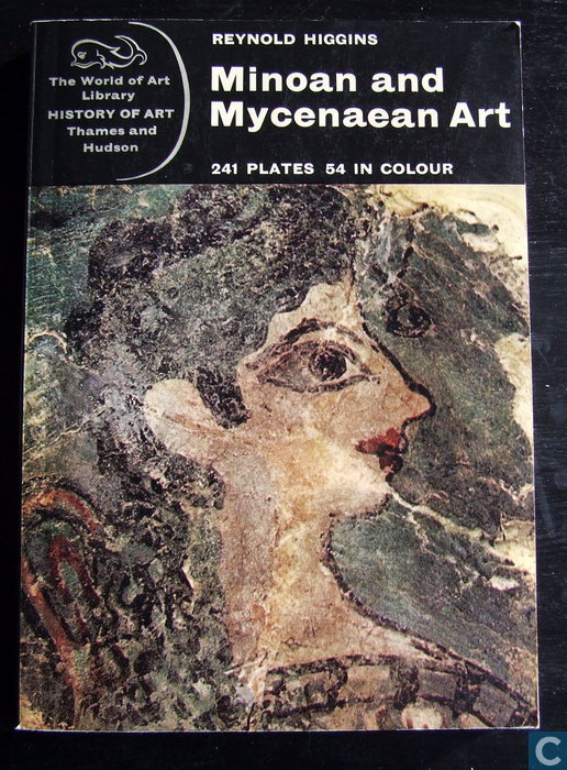 minoan and mycenaen art