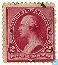 Timbres-poste - États-Unis d'Amérique [USA] - George Washington