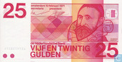 25 gulden Nederland 1971 