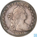United States 1804 U.S. dollars restrike class III