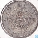 Japan 1 yen 1882 replica