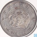 Japan 1 yen 1876 replica