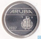 Aruba 5 cents 1987