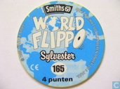 Cap / Pog - 04) World Flippo (Ned.) - Frankrijk - Louis Lumire