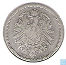 Coin - Germany - German Empire 1 mark 1873 (A)