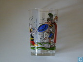 Glass / crystal - Asterix - Asterix