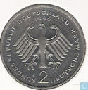 Germany 2 mark 1996 F (Willy Brandt)