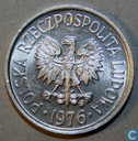 Coin - Poland - Poland 10 groszy 1976