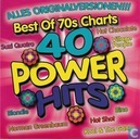40 power hits - best of 70s charts