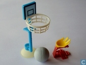 Basketbal spelletje