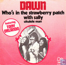 Who's in the strawberry patch with Sally