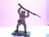 Japanese infantryman