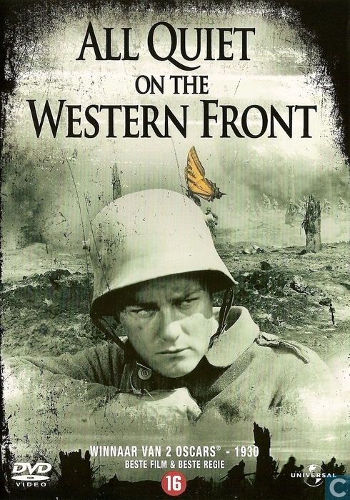 All quiet on the western front book report