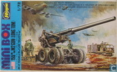 M2 155mm Gun &lt;Long Tom&gt;
