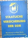 STAATLICHE VERSICHERUNG DER DDR