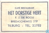 Caf Restaurant Het Dorstige Hert