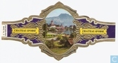 Cigar band - Lugano - Chateau-D&#39;Oise - Chateau-D&#39;Oise