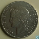 Switzerland 5 franc 1890