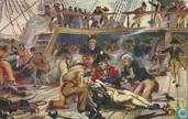 The Death of Nelson at Trafalgar 1805