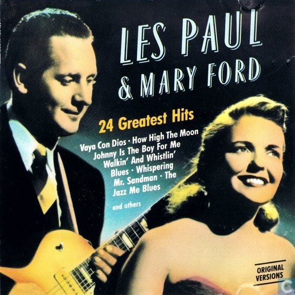 les paul and mary ford greatest hits. Cars Review. Best American Auto & Cars Review
