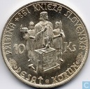 Coins - Slovakia - Slovakia 10 korun 1944 (with cross on the church)