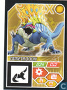 Trading cards - Invizimals Evolution - Dimetrodon
