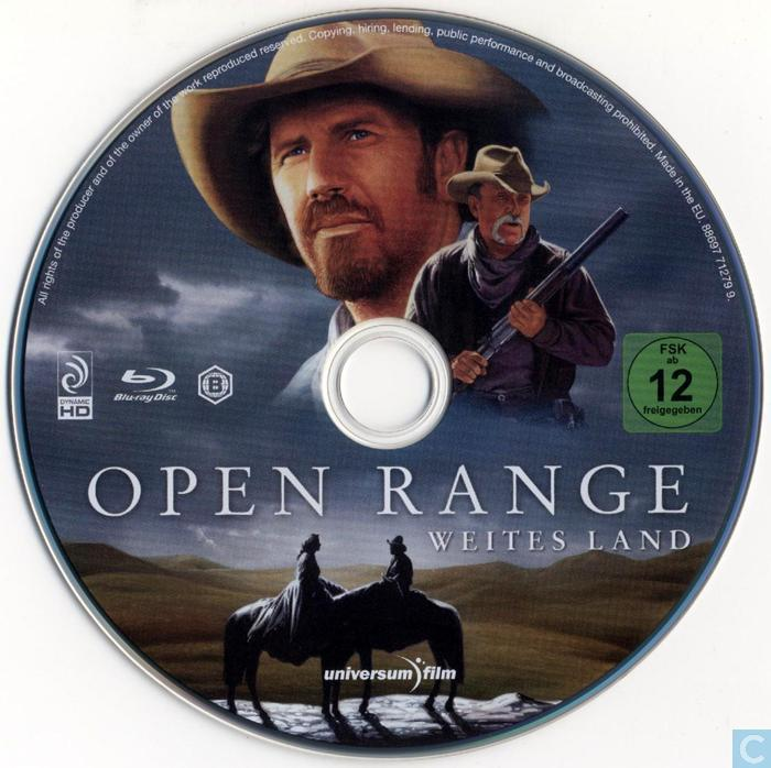 open range blu ray catawiki. Black Bedroom Furniture Sets. Home Design Ideas