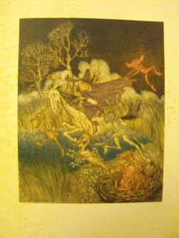 Geïllustreerd; Washington Irving - The legend of Sleepy Hollow - 1928